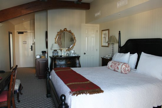 Saybrook Point Inn & Spa: Our room