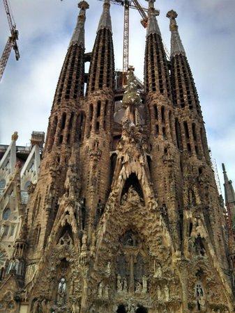 Barcelona Exclusive Private Tours: Sagrada Familia