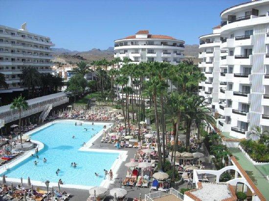 Restuarant - Picture of Hotel Servatur Waikiki, Playa del Ingles - TripAdvisor