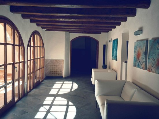 Boutique Hotel Can Pico: inside