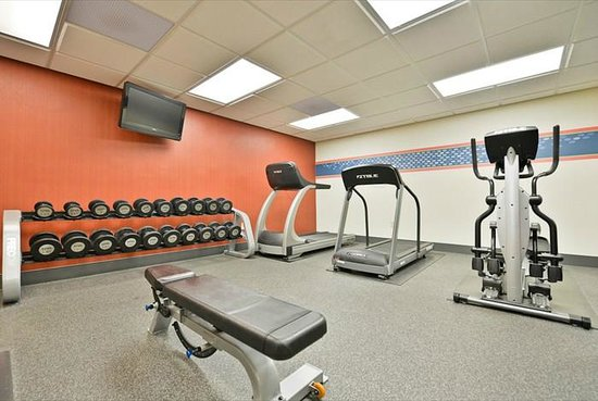 Hampton Inn & Suites Richmond: Keep up the good work out