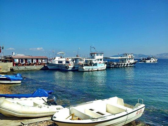 Adalar, Türkiye: Kinaliada