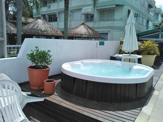 Costa Norte Ponta Das Canas Hotel Florianopolis: Hidromassagem