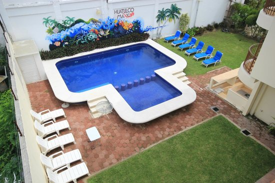 Hotel Huatulco Maxico: :)