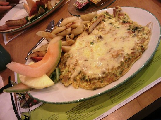 Cora's: 10 Star Omelette