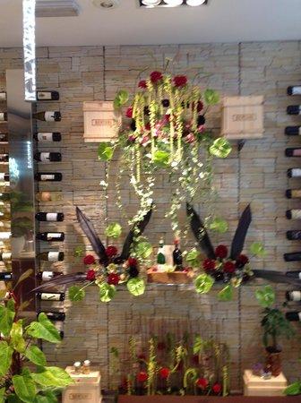 Bibouq Calici & Bouquet dei 5 Sensi: Degustazione Bertani e Mostra di Fiori