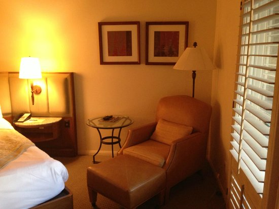 Rancho Bernardo Inn: Lounge chair