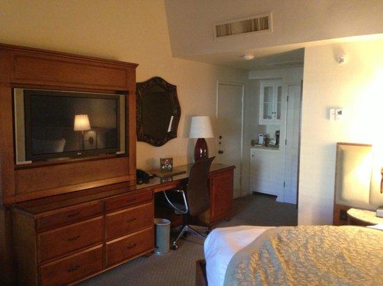 Rancho Bernardo Inn: View from the door