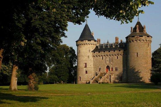 Resultado de imagem para Chateau de Chateaubriand