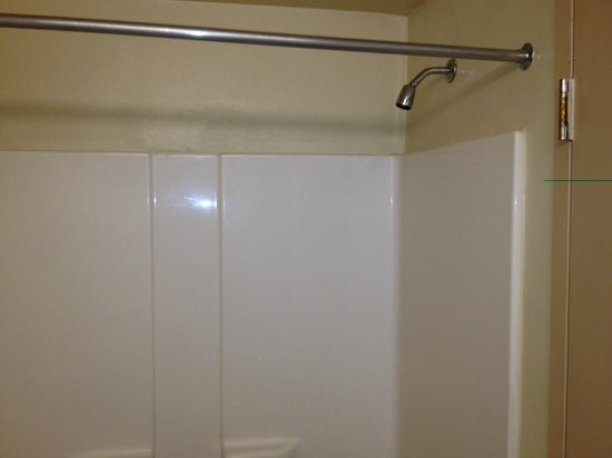 Extended Stay America - Philadelphia - Airport - Tinicum Blvd. : Missing Shower Curtain