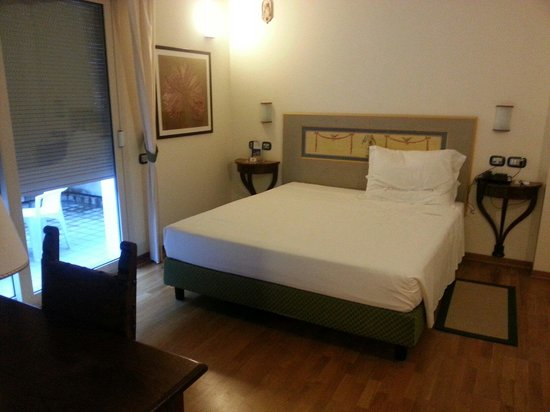 BEST WESTERN Palace Hotel : Camera da letto