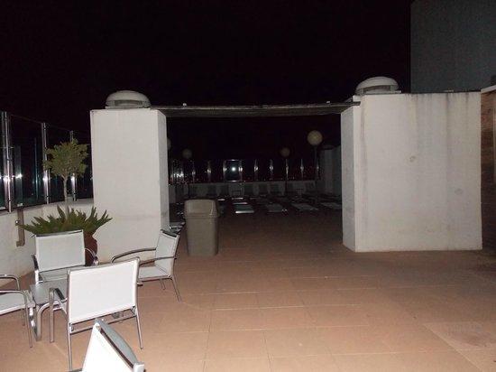Hotel Flamingo Oasis: club pool area