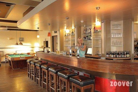 Hotel Du Commerce: bar