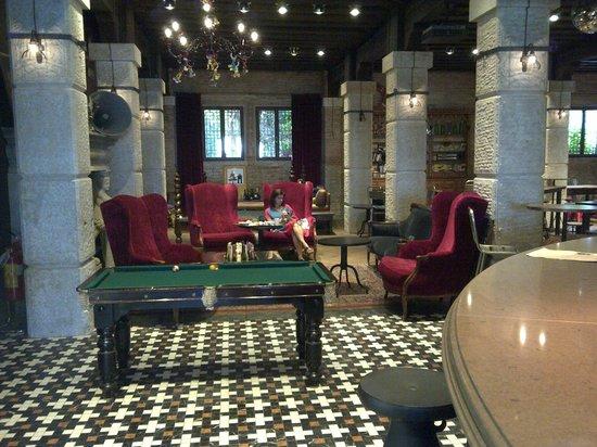Generator Hostel Venice : area relax