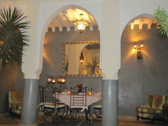 Riad Des Epices : Angolo ristorazione