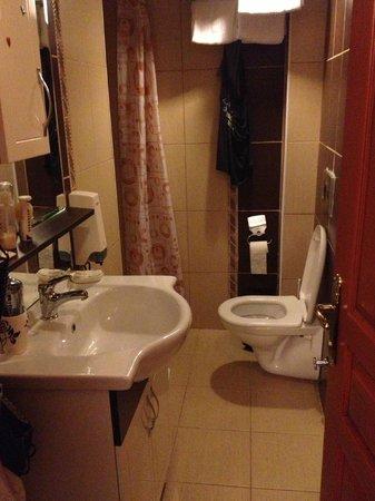 Turk Art Hotel: Salle de bain