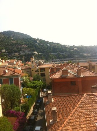 Hotel le Provencal: 3rd floor view