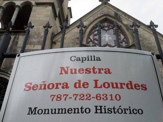 เปอร์โตริโก: designated as a historic monument, built in 1900AD