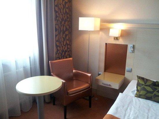 Hotel Sopron: Sitzgelegenheit