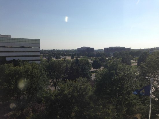 "Embassy Suites by Hilton Detroit - Troy/Auburn Hills : ""View"""