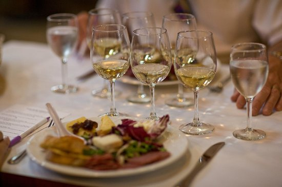 Fox Run Vineyards : Our Food & Wine Experience takes place on Fridays at 11:30 am. Visit online for reservations.