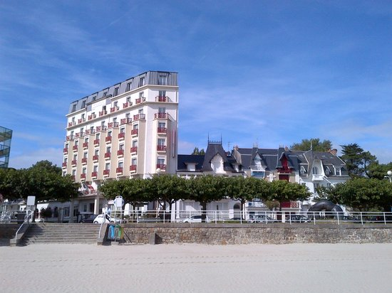 Just plain cute hotel photo de mercure la baule majestic for Hotels la baule