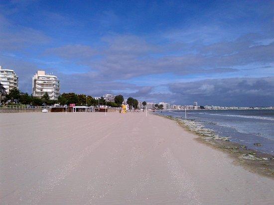 Mercure La Baule Majestic : What a beach!