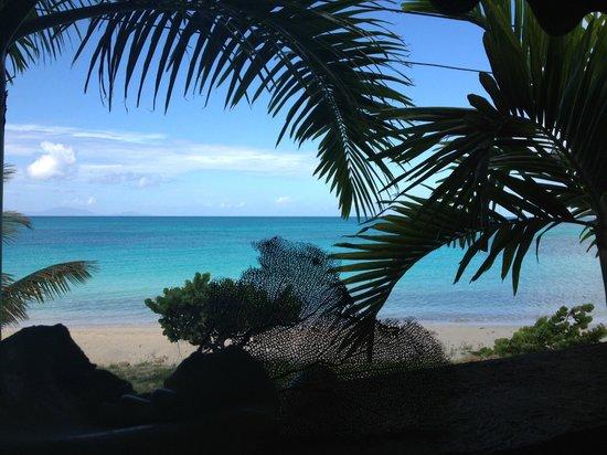 3 Martini Beach Bar Restaurant and Apartments: bar view