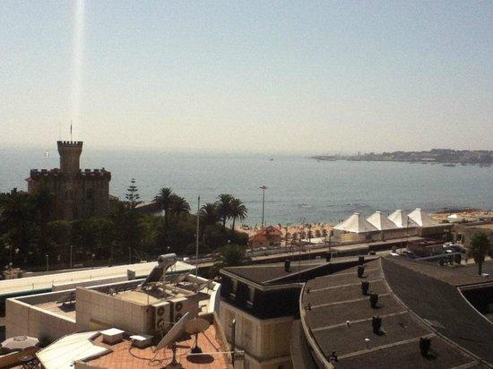 view from room: hotel Vila Galé Estoril