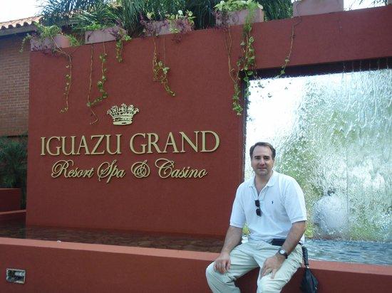 Iguazu Grand Resort, Spa & Casino : Entrada