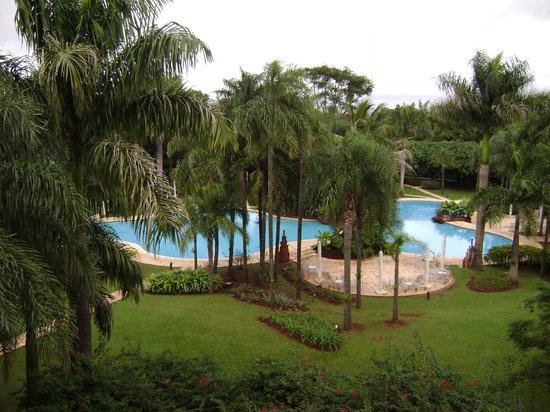 Iguazu Grand Resort, Spa & Casino : Vista de la habitación