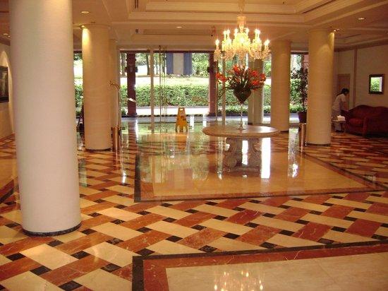 Iguazu Grand Resort, Spa & Casino : Lobby principal