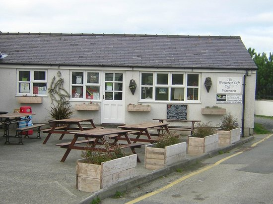 Wavecrest Cafe Church Bay Anglesey
