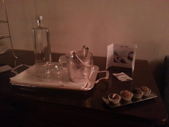 Hotel Bellerive: la buona notte