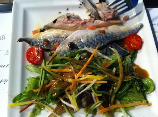 Le Gourmandin : pike entree