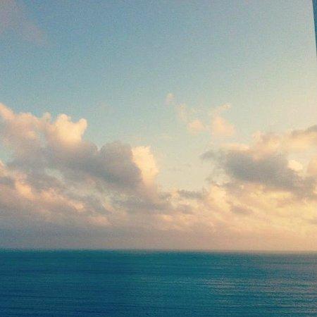 Hotel Brasil Tropical: Vista matutina