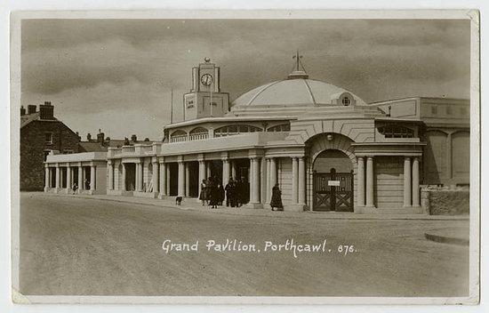 The Grand Pavilion: Grand Pavilion c.1935