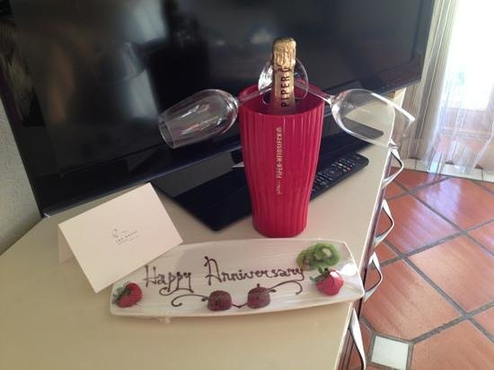 The House by Elegant Hotels: Thoughful touches much appreciated