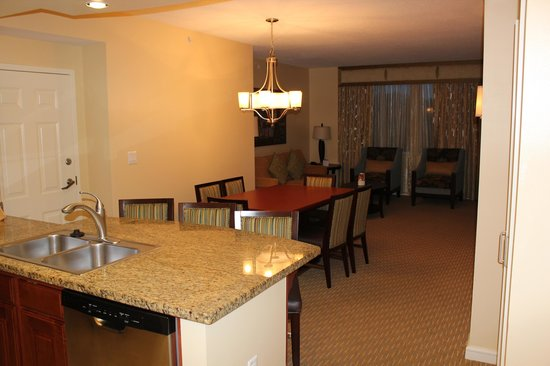 Marriott's Grande Vista: One Bed Villa