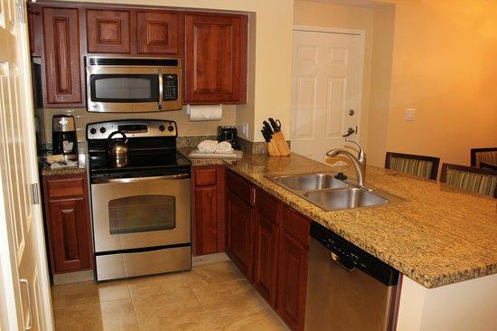 Marriott's Grande Vista: Full Size Kitchen