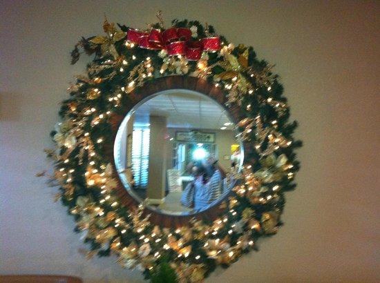 Rosen Centre Hotel: ORLANDO thanksgiving day