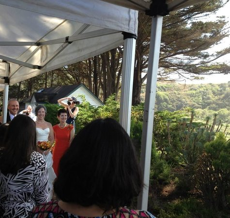 The Elk Cove Inn & Spa : Perfect for a small wedding
