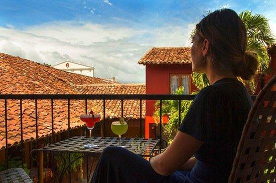 Hotel Estrada: Junior Suite view
