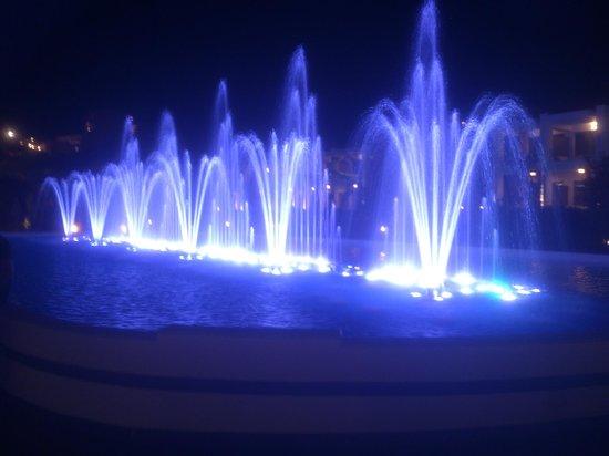 Princess Andriana Resort & Spa: The Andriana Musical Fountains