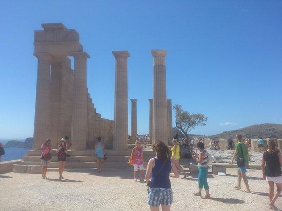 Princess Andriana Resort & Spa: The Acropolis Lindos