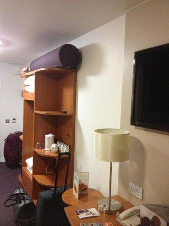 Premier Inn London Beckton Hotel: habitaciòn