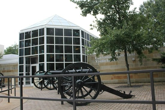 Chickamauga and Chattanooga National Military Park : Visitor's Center