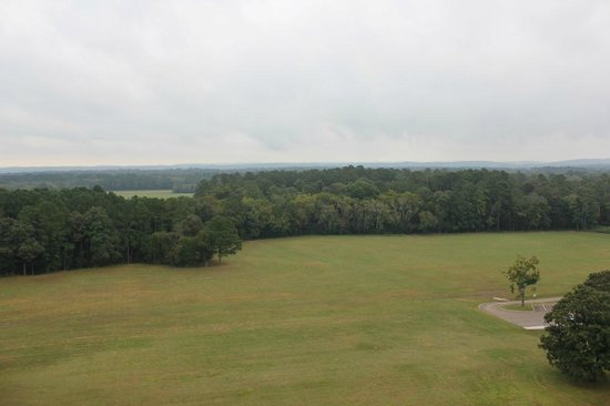 Chickamauga and Chattanooga National Military Park : View from Wilder's Monument