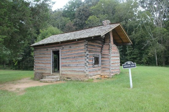 Chickamauga and Chattanooga National Military Park : Snodgrass Cabin