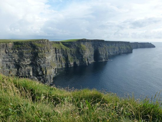 O'Connor's Guesthouse Accomodation: Cliffs of Moher ©2013 jbrock